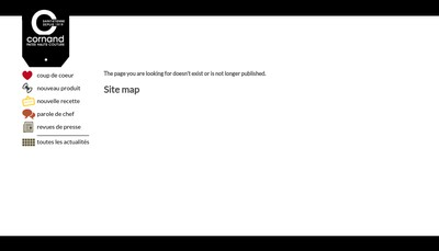 Site internet de CORNAND