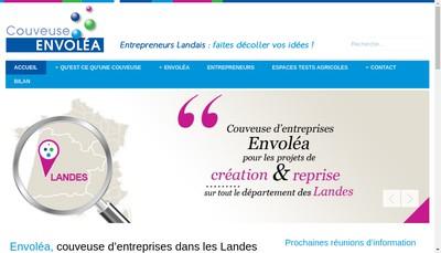 Site internet de Envolea