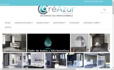 Site internet de Creazur