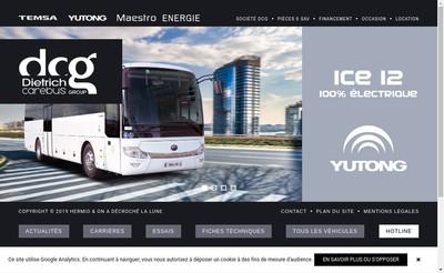 Site internet de Dietrich Carebus Group