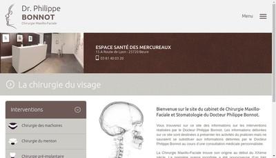 Site internet de Philippe Bonnot