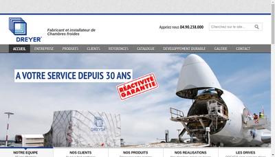 Site internet de Dreyer
