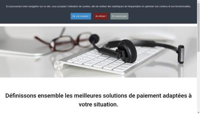 Site internet de Dso Capital