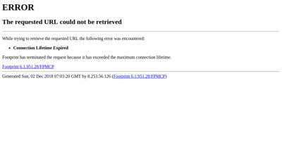 Capture d'écran du site de Scamark