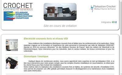 Site internet de Ecimelec