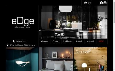 Site internet de Edge