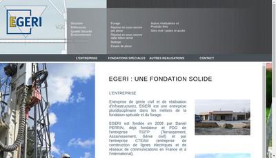 Site internet de Egeri