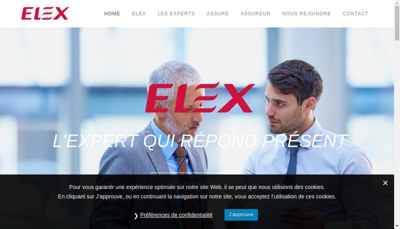 Capture d'écran du site de Bascoulergue & Tardy