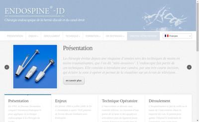 Site internet de Jean Destandau