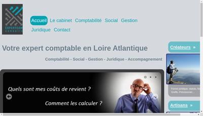 Site internet de Gcl Saint Nazaire