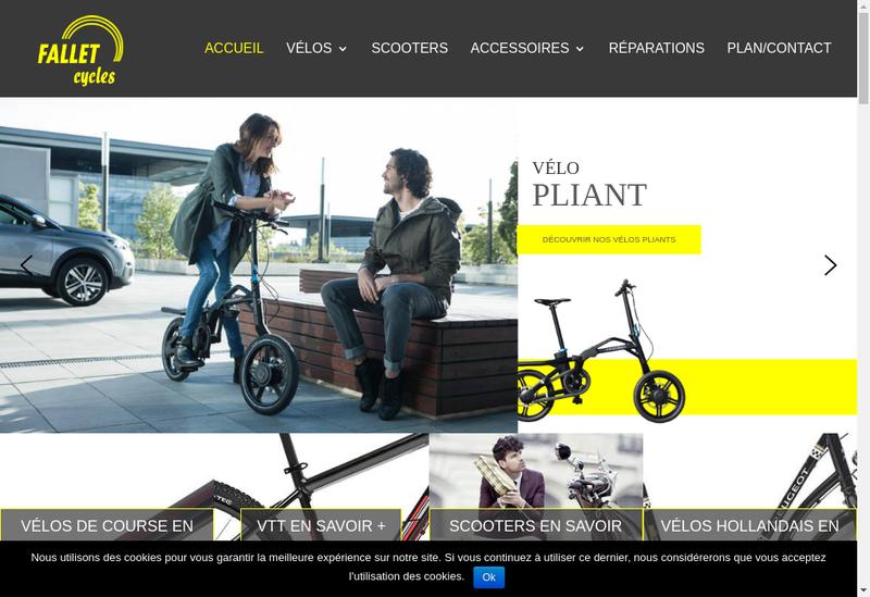 Capture d'écran du site de Vemblo