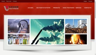 Site internet de Favier Setrem