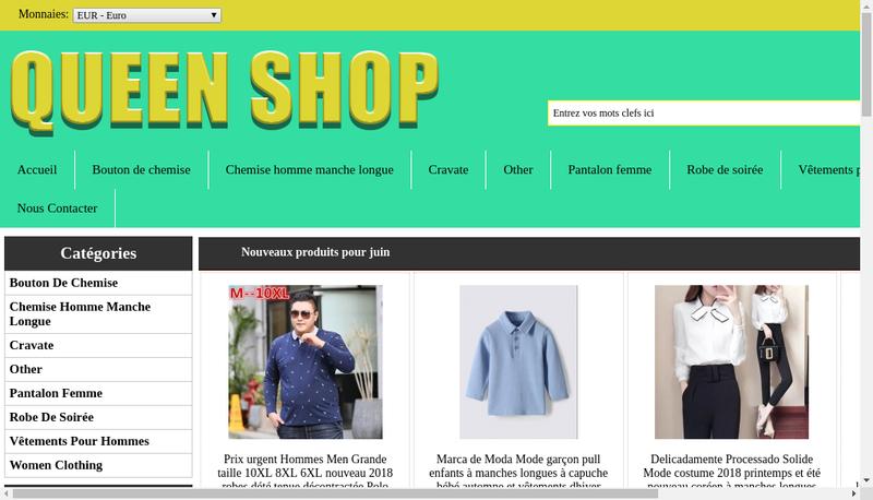 Capture d'écran du site de Jean Schneider