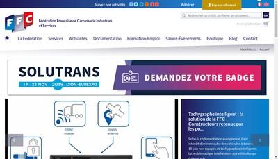 Site internet de Carpromo