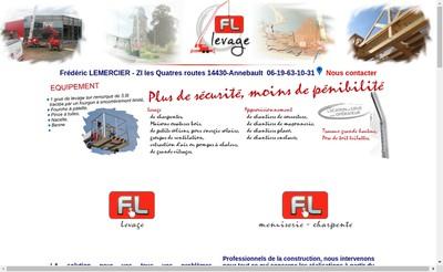 Site internet de Fl Levage
