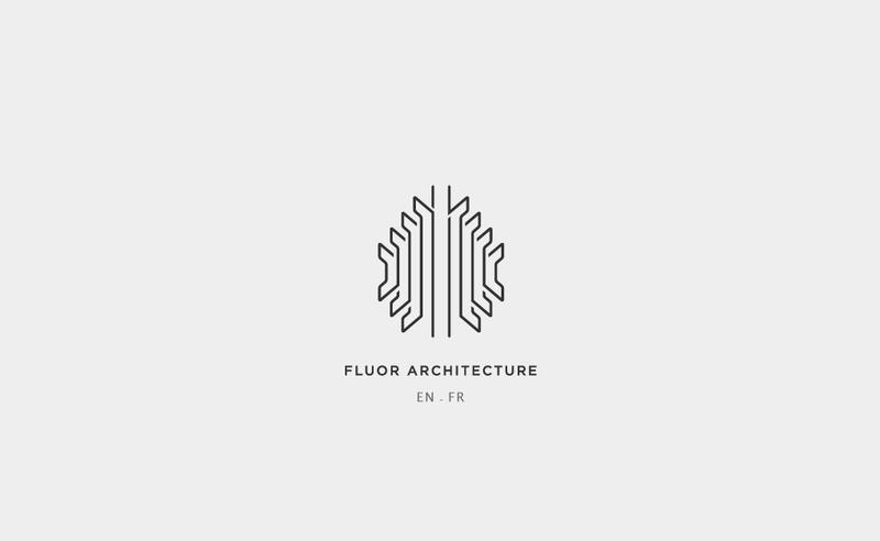 Site internet de Fluor Architecture