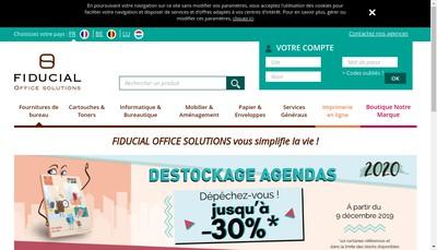 Site internet de Brun - Passot, Saci, Edimco, Saci Fournitures de Bureau
