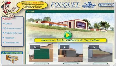 Site internet de Fouquet