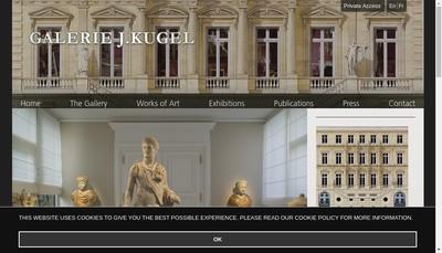 Site internet de Kugel