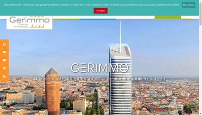 Site internet de Citya Gerimmo Gambetta Ogpi