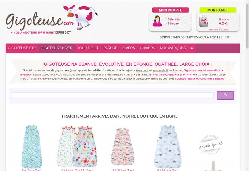 Capture d'écran du site de Business-Web