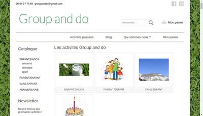 Site internet de Marguerite Augier de Cremiers