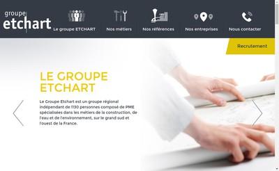 Site internet de Neo Reseaux
