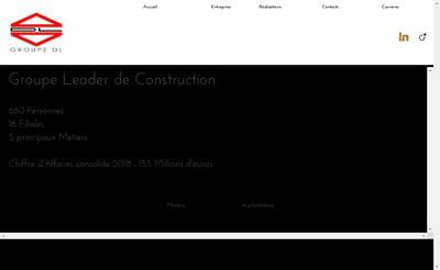 Site internet de Dl Atlantique