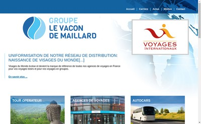 Site internet de Coach And Travel Investment