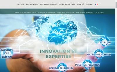 Site internet de Pyle Industries