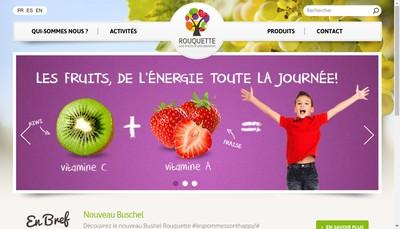 Site internet de Rouquette