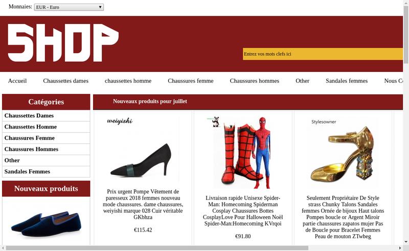 Capture d'écran du site de Guima Renovation