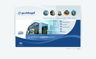 Site internet de Guldagil