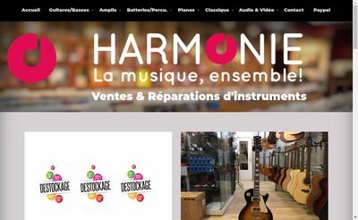 Site internet de Pascal Musique