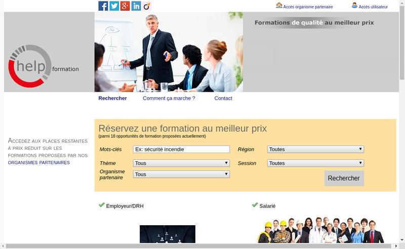Capture d'écran du site de Jean Pierre Guichenez