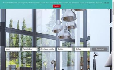 Site internet de Home Passion Concept