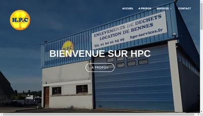 Site internet de Hpc