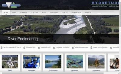 Site internet de Hydretudes