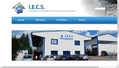 Site internet de IECS