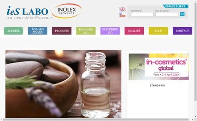 Site internet de Ies Labo