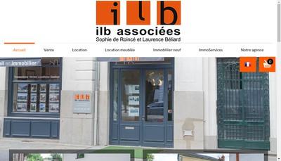 Site internet de SNC Immobiliere Blandin-Beliard