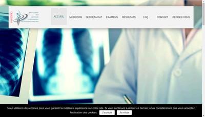 Site internet de Imadiag