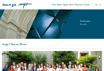 Capture d'écran du site de La Banque Postale Image 7