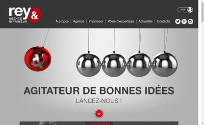 Site internet de Imprimhotel