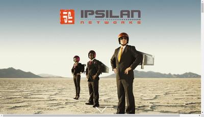 Site internet de Ipsilan Networks
