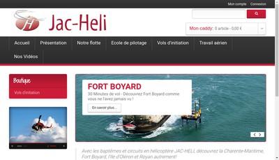 Site internet de Jac-Heli