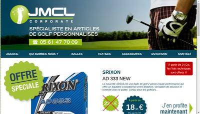 Site internet de Jmcl Corporate