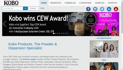 Site internet de Kobo Products SAS