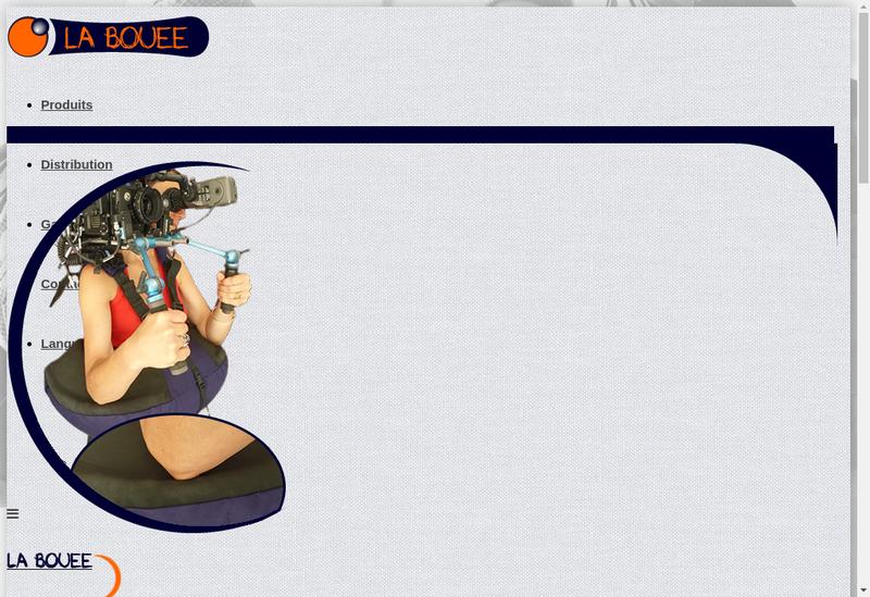Capture d'écran du site de Labouee
