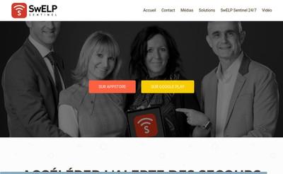 Site internet de L'Agence Sentinel